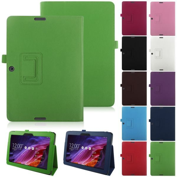 "10.1 inch Folio Slim Leather Stand For Asus Transformer Pad TF103C 10.1"" Tablet Case Cover 1-east(China (Mainland))"