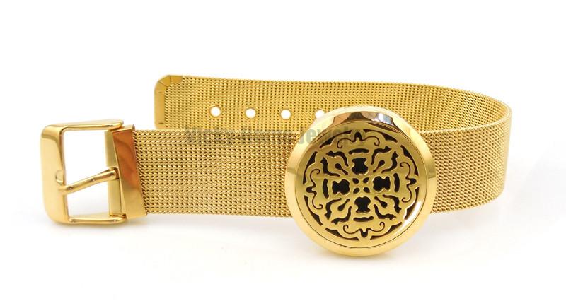 VH-PDL157-15 Diffuser Locket Bracelet