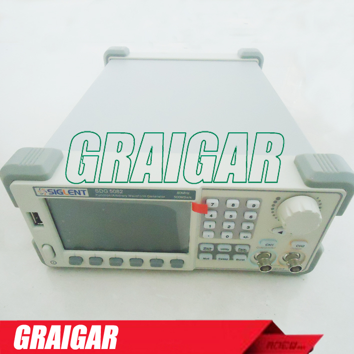 New Siglent SDG5082 Function/Arbitrary Waveform Generator 80MHz; 500MSa/s Real Sample Rate<br><br>Aliexpress