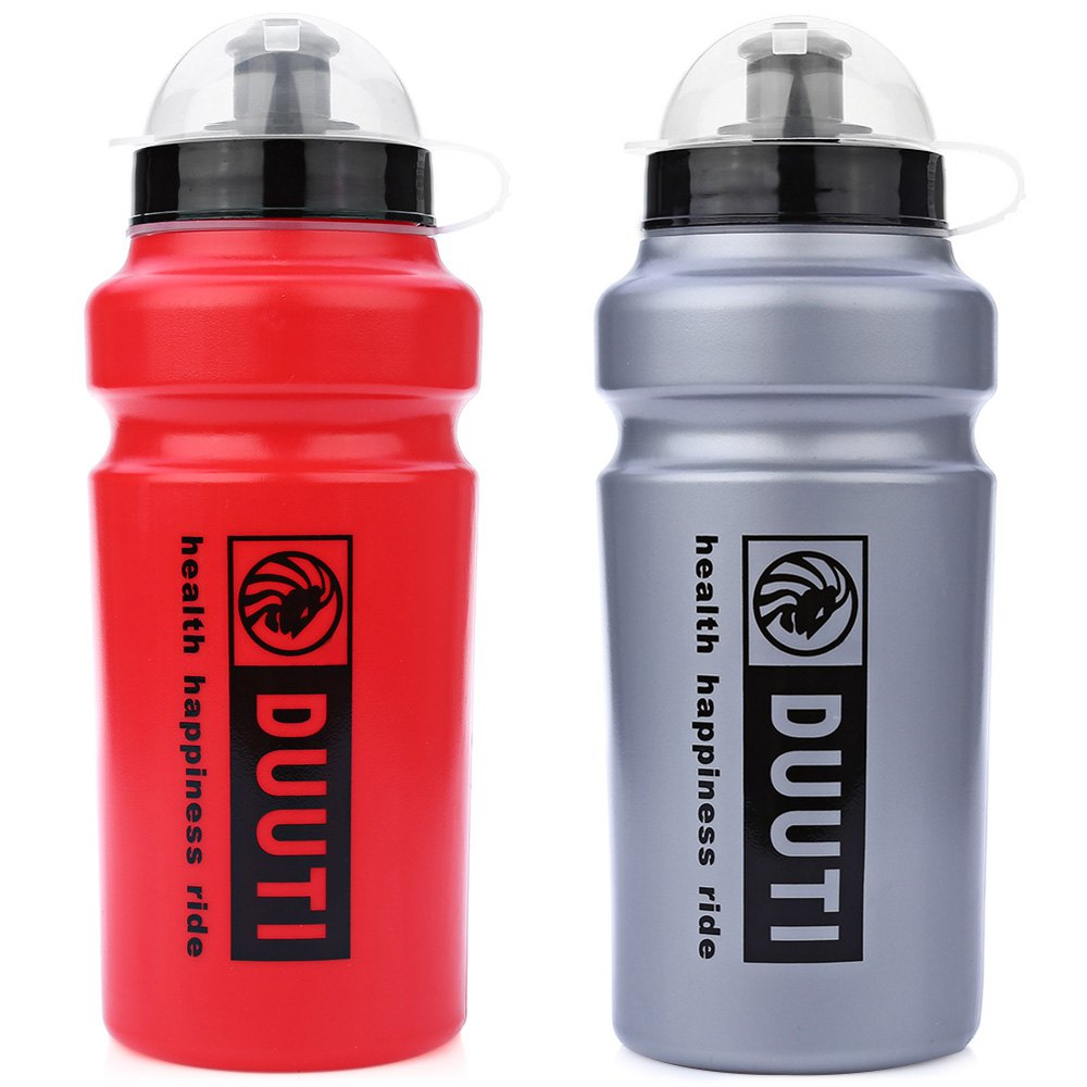 500ml DUUTI Mountain Bike Riding Water Bottles Plastic Sports Bottle With Special Anti-skid Design for Bicycle Outdoor Sports(China (Mainland))