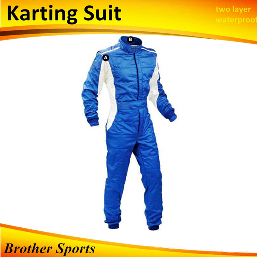 2 Layers Fireproof Custom Fire Suits for Racing<br><br>Aliexpress