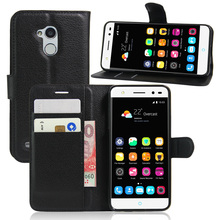 CYBORIS ZTE Blade V7 Lite Case Wallet Leather Phone Flip Cover Stand Bag Card Holder - VEnTIOn Shenzhen store