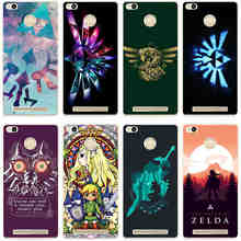 Buy 29GG Legend Zelda Transparent Cover Case Xiaomi Redmi 3 3S 3Pro 4 4pro Note 3 4 Note 3 4pro Max Mi5 Mi5s for $1.24 in AliExpress store