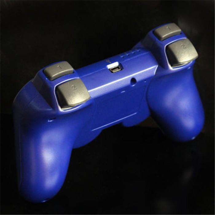 как оригинальный bluetooth Беспроводной игровой контроллер для ps3 sony playstation 3 для джойстика sixaxis controle