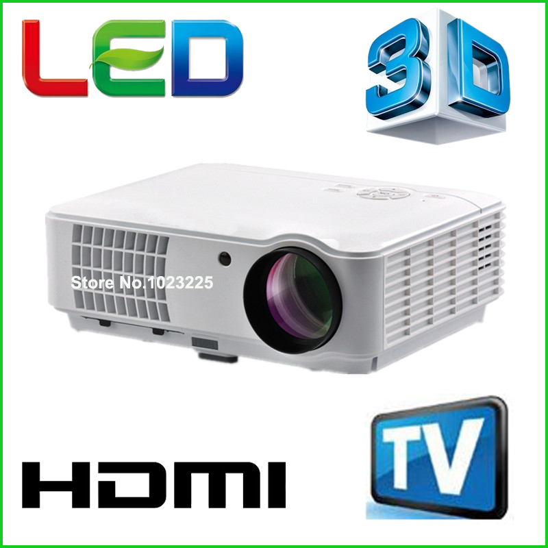 5500 lumens smart lcd tv led projector full hd accessories 1920x1080 3d home theater projetor video proyector projektor beamer(China (Mainland))