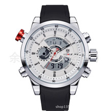 2015 new Casual Outdoor sports Men Watch Fashion watches quartz watch Luxury Brand Stainless Steel Watch Business Watch