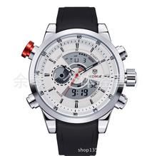 2015 new Casual Outdoor sports Men Watch Fashion watches quartz watch Luxury Brand Stainless Steel Watch Business Watch