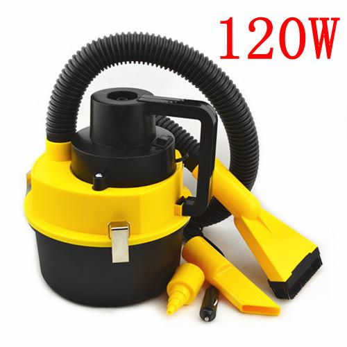 Drum car vacuum cleaner 120w(China (Mainland))