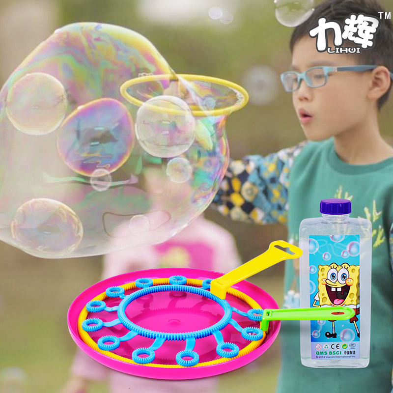 Childrens toy stall bubble bubble bubble bubble size cartoon suits summer hot toys square bar<br><br>Aliexpress