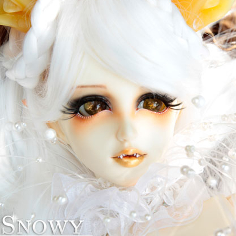20% off shipping [GEM] Loewe (bat) 1/3 BJD / SD doll baby girl full set(China (Mainland))