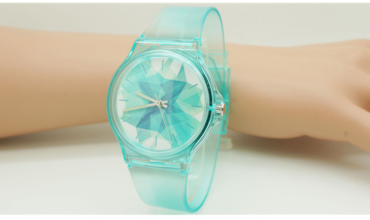 Willis quartz watches women Ladies Watch Fashion Water Resistant Wrist Watch with Dull Polish Silicone Band <br><br>Aliexpress