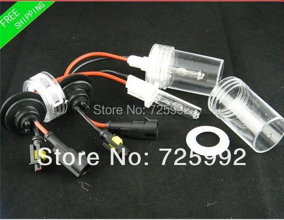 PAIR 100W HID xenon bulb H1 H3 H7 H8/9/11 H10 H13 9004/9007,9005,9006 880/881 4300K 6000K 8000K - RUI JIAN Automotive lighting store