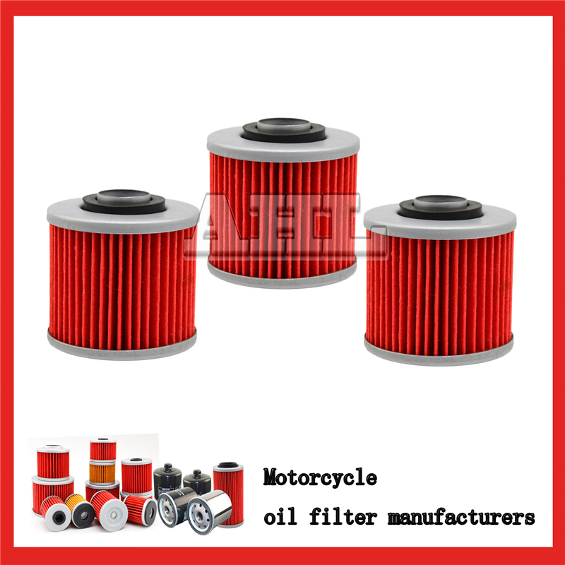 все цены на  Масляный фильтр для мотоциклов 3pcs YAMAHA XT660 XT 660 2008 MT03 XT660r  онлайн