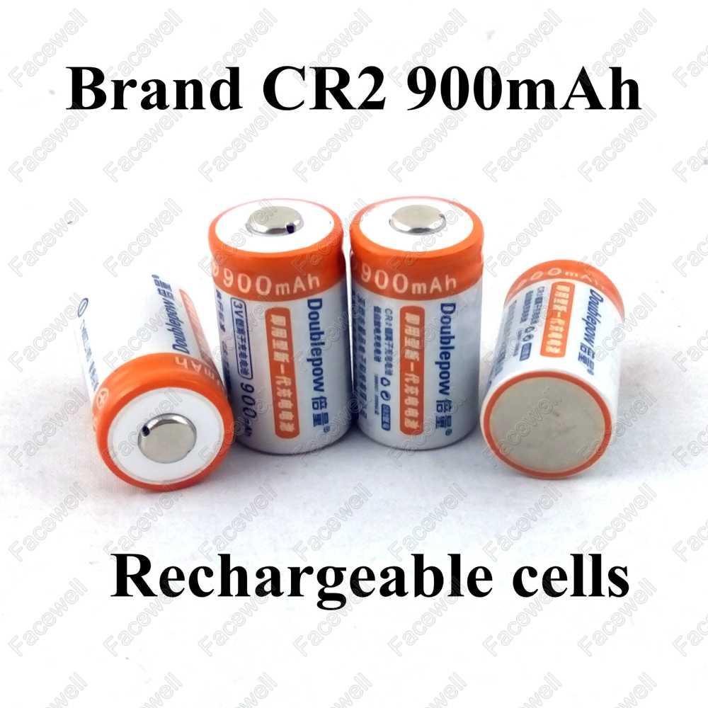 6pcs Brand 900mAh cr2 lithium battery lifepo4 3.2v rechargeable bateria real capacity 900mah cr2 3v 15270 for flashlight toys(China (Mainland))