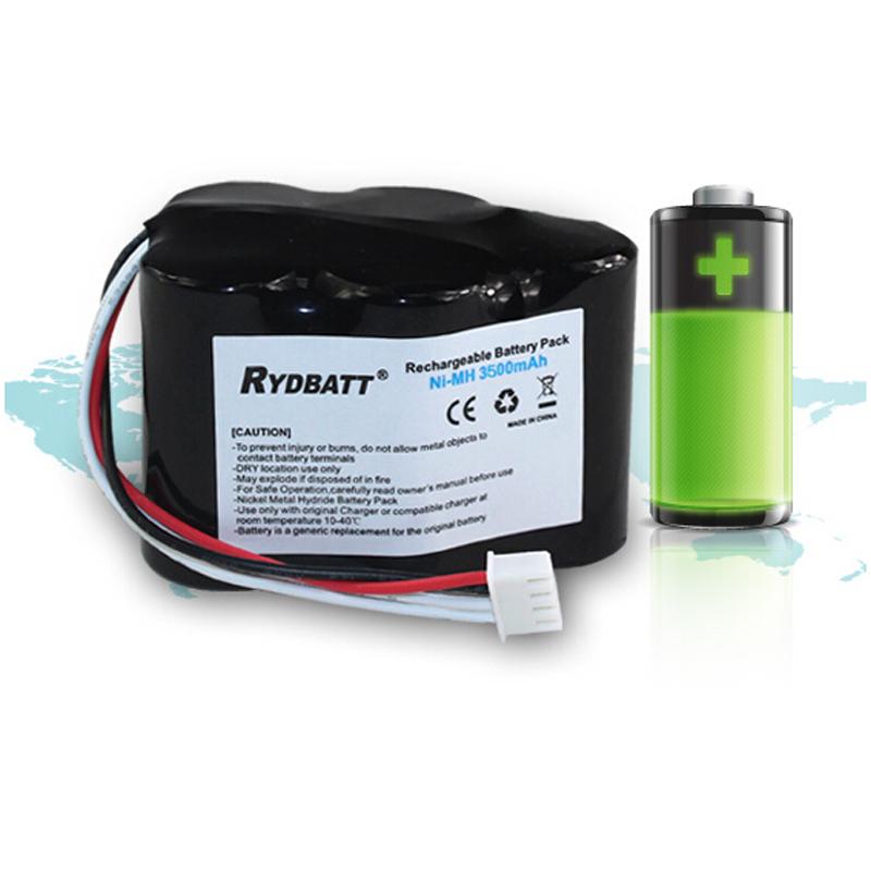 New 3500mah NI-MH Battery 650/660/680/710/720/730/760 Pro Sweeping robot Aspirator Vacuum cleaner Battery pack free shipping(China (Mainland))