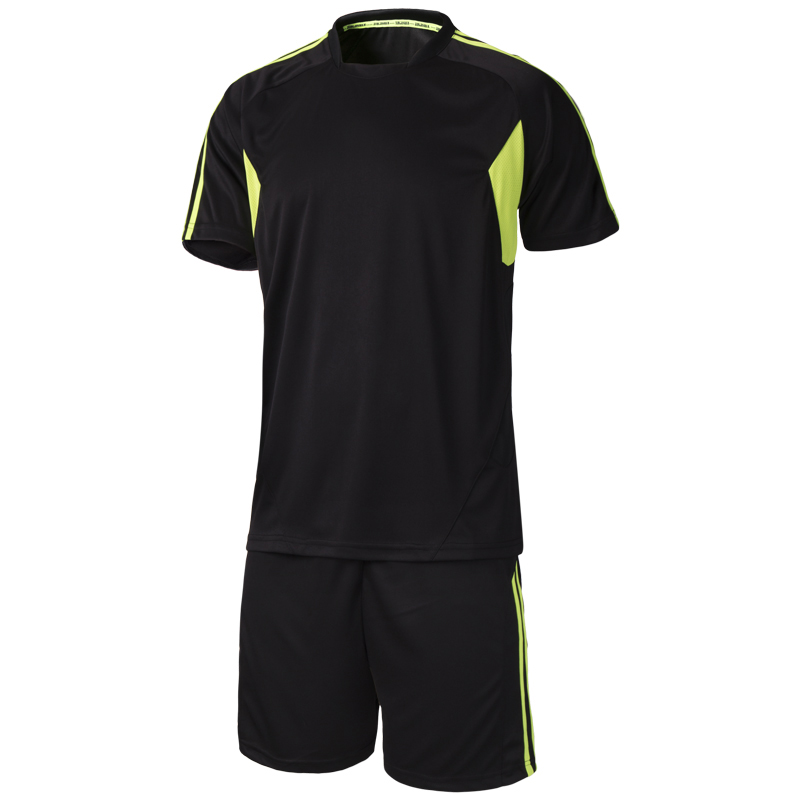 New brand football jerseys men's blank kits paintless football jerseys custom soccer training suit jogging football team jerseys(China (Mainland))