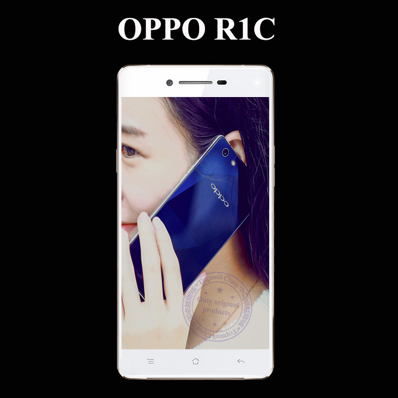 Original OPPO R1C Phone FDD LTE 4G cell phone Octa Core Camera 13.0MP 5.0 inch MSM8939 1.5GHz Mobile Phone topmall(China (Mainland))