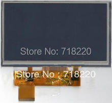Free shipping 6 inch LCD screen with touch screen for ONDA VP80C VP81 VP83 ,GPS Navigator,KD060G1-40NC-A1(China (Mainland))