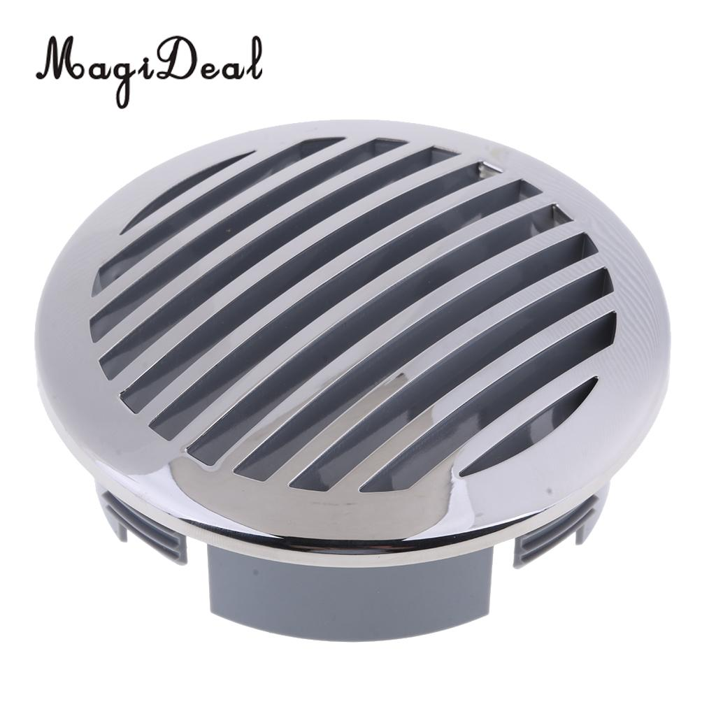 MagiDeal 3 inch Stainless Steel Air Flow Airflow Vent for Boat RV 81932SS-HP