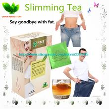2 boxes(40 packs) Slimming Tea high fat medical tea weight reducing tea weight loss