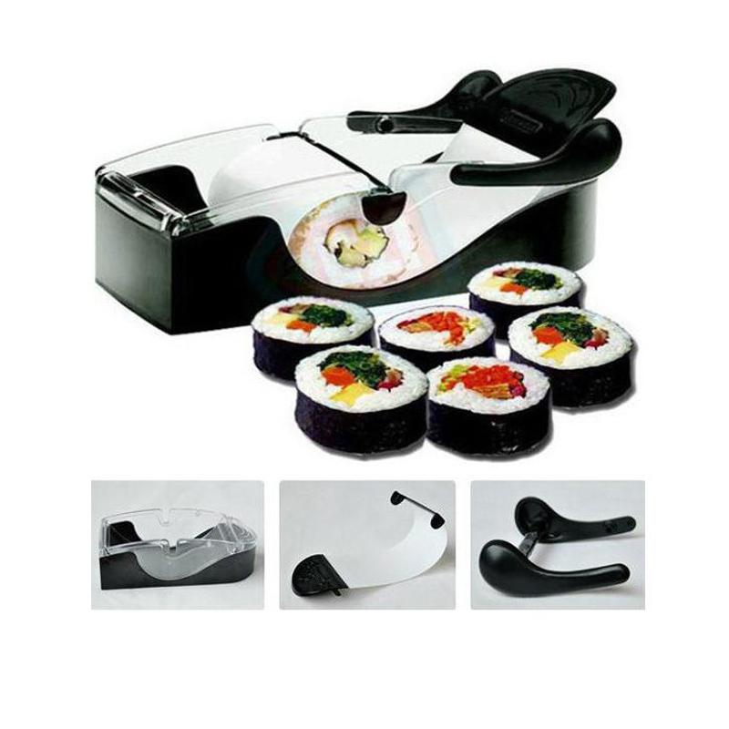 hot sale perfect diy roller machine roll sushi maker easy. Black Bedroom Furniture Sets. Home Design Ideas