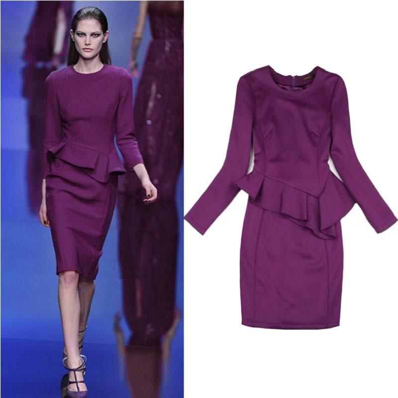 Purple Dresses For Women Photo Album - Reikian