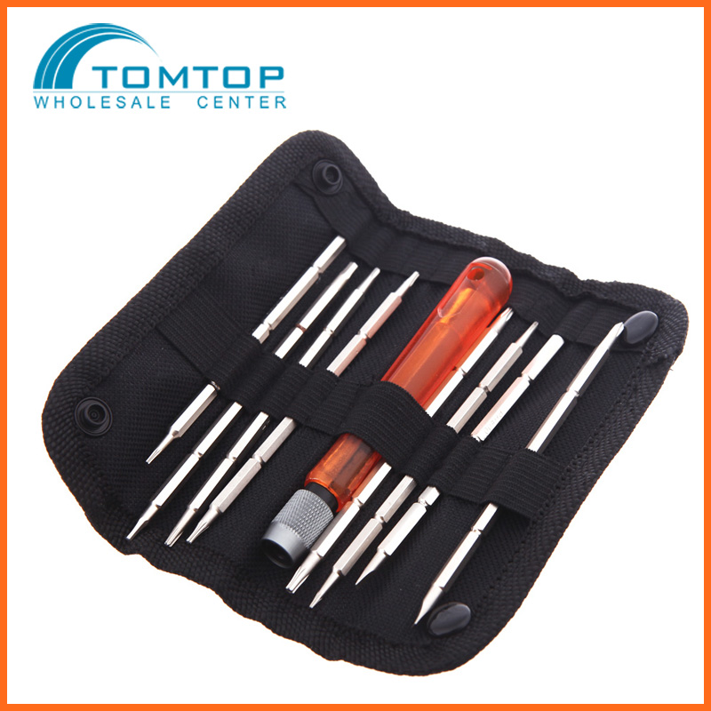 New 9-in-1 Two Ways Professional Screwdriver Hardware Multifunction for Home Repair Automotive Tool Kit diagnostic tool(China (Mainland))