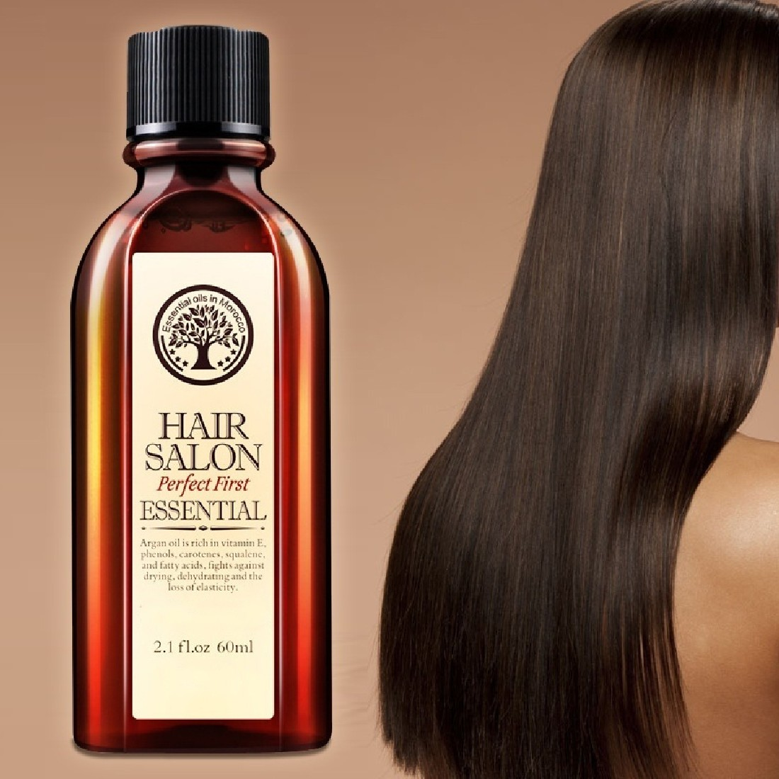 Argan oil morocco reviews online shopping argan oil for Hair salon perfect first essential