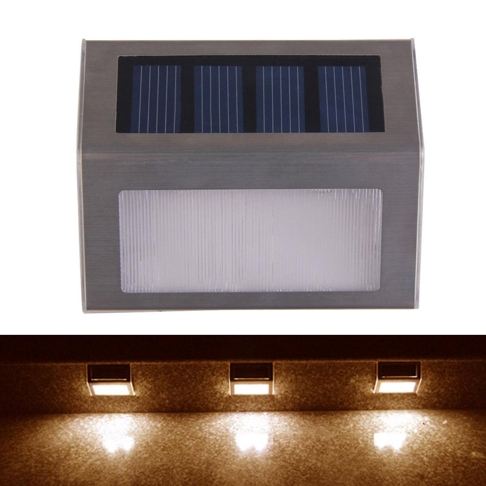 Illuminazione gazebo led: lampade solari da giardino esterno led ...