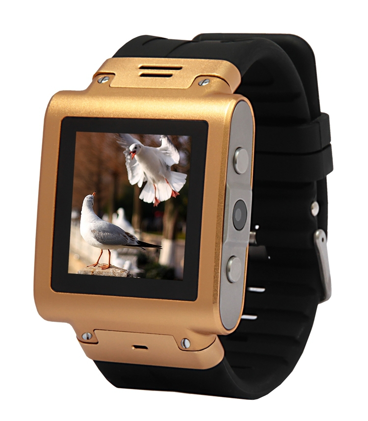 2015 New GSM watch waterproof W838 smart watch phone IP67 Support sim card JAVA bluetooth touch screen camera unlock watch phone(China (Mainland))