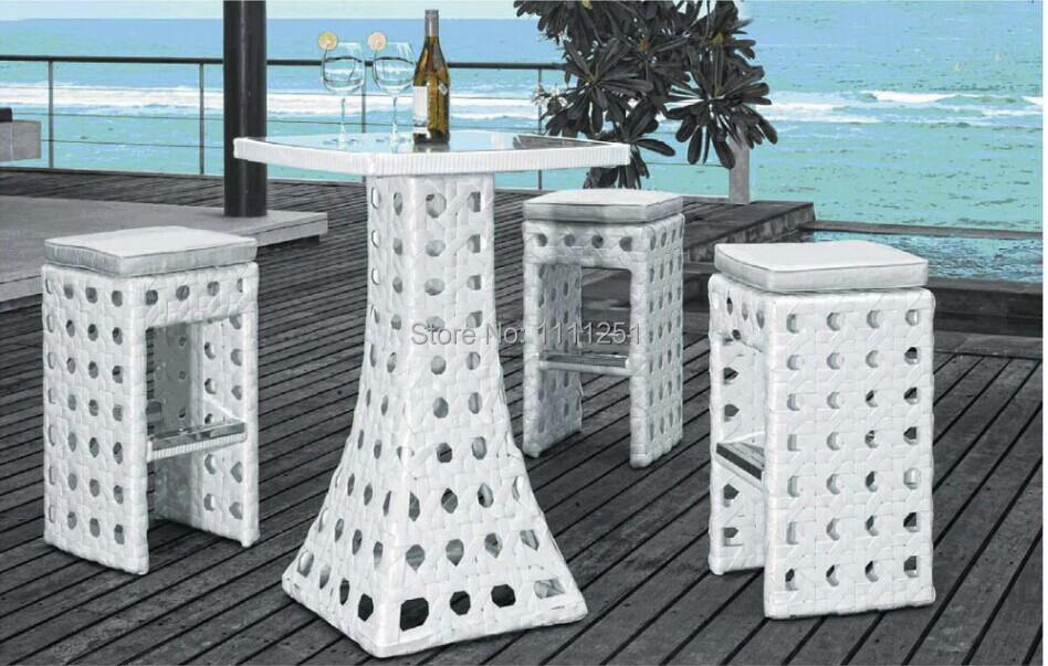 Outdoor Desk Chair Hotel Villa Garden Rattan Furni.