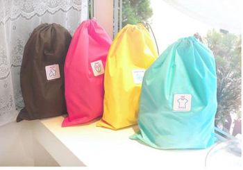 Free shipping 2013 hot sale 2pcs/lot 27*39 water proof travel bag