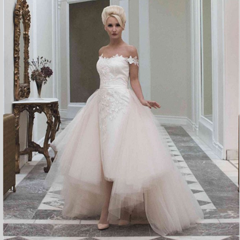 Buy 2015 Concise Sheath Wedding Dresses