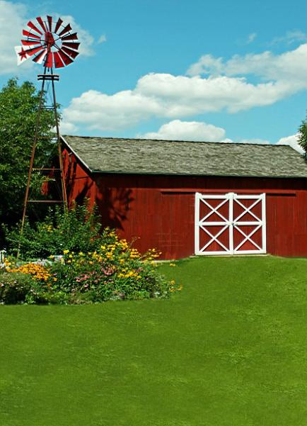 600CM*300CM background Ladders windmill house photography backdropsvinyl photography backdrop 3101 LK <br><br>Aliexpress