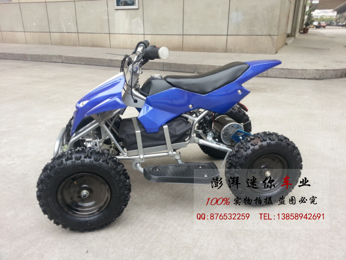 Small Electric Atv Toy Taxi 36v 500w Electric Atv