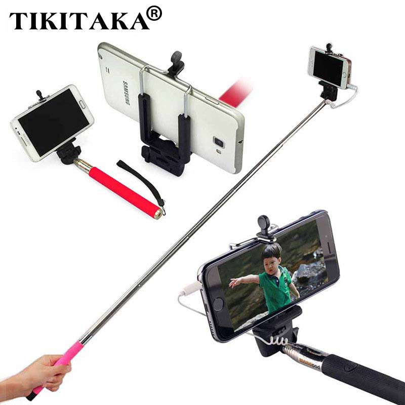 2015Hot Selfie Stick Portable And Extendable Stick Monopod Self Artifa