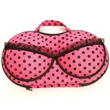 Portable Travel Bra Bag Sexy Lingerie Panties Socks Protect Storage Case Lady Bra Chest Bag Underwear Organizer 670425(China (Mainland))