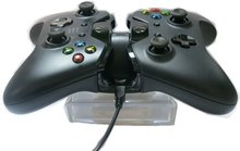 free shipping, Dual Charger Controller Stand Charging for Xbox One