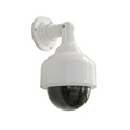 Dummy Simulation surveillance camera high speed ball monitoring simulation camera Fake monitoring camera With infrared Ray