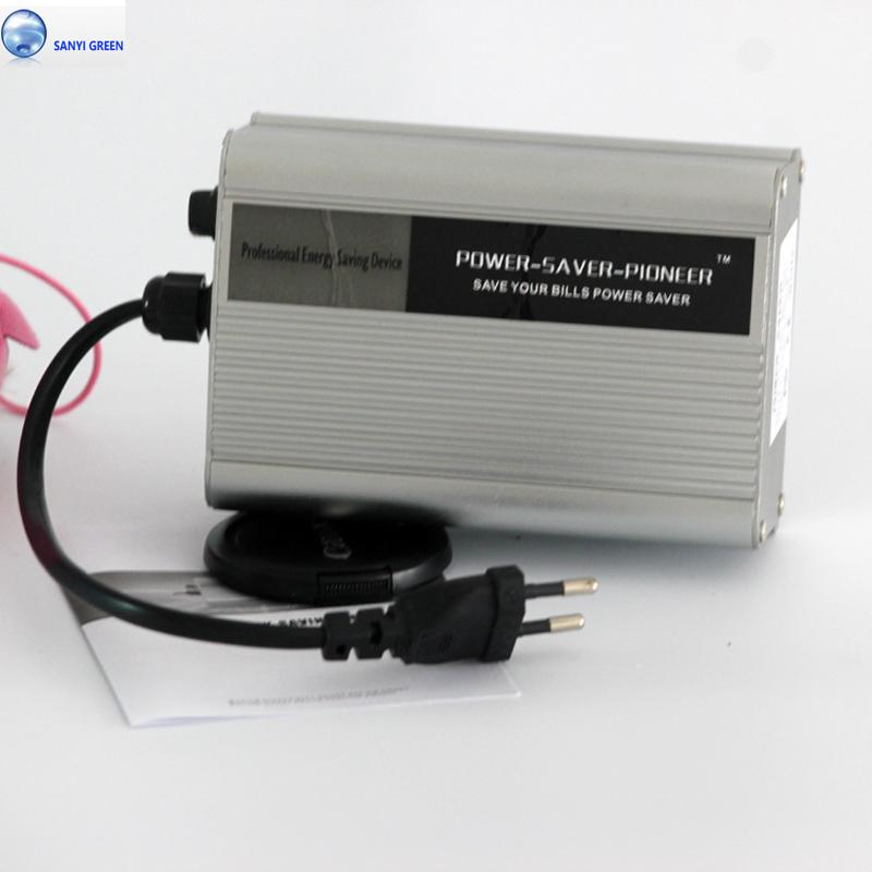 Electricity Saving Box EU UK AU US Plug 30KW Power Saver Single Phase for Home Reducer Energy Saver Device Electricidad(China (Mainland))