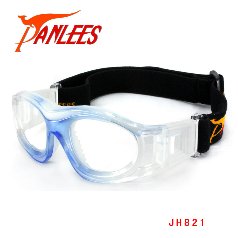 Panlees Kids Child Sports Basketball Football Dribble Prescription Glasses optical elastic strap safety Goggles free shipping(China (Mainland))