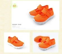 Freies Verschiffen 2015 Sommer neue Ankunft Jungen Mädchen Kinder Kinder nette weiche Freizeit Sandalen Mode Freizeitschuhe 16-23 cm(China (Mainland))