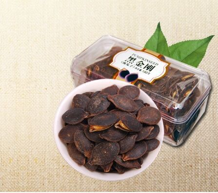 Pumpkin seeds nuts taste salty KINGBOX specialty snacks hot 100g<br><br>Aliexpress