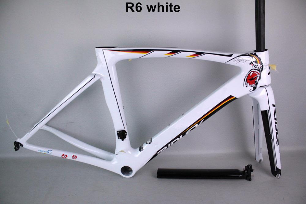 T1100 1k frame carbon road bike frame taiwan bike bicicleta carretera carbon fiber road bike frame road bike(China (Mainland))
