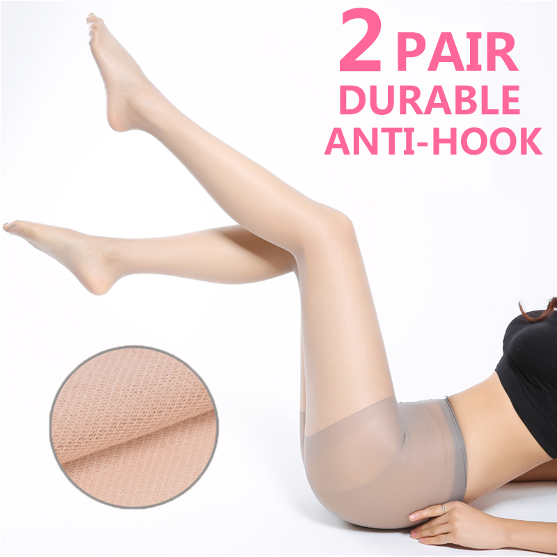 HOT!Women Sexy Nylon Spandex Tights Lady Solid seamless Pantyhose 4 Colors Transparent Stockings medias pantis collant femme(China (Mainland))