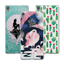 Buy SONY C6 Case Cover SONY Xperia XA Ultra Mermaid Hard Plastic Case SONY Xperia XA Ultra F3212 F3216 F3211 6'' Case for $1.48 in AliExpress store