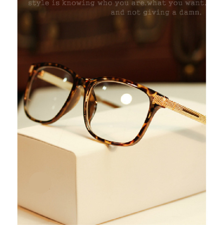 Latest Glasses Frames For Ladies : 10 Color 2015 New Eyeglasses Metal Women Optical Frame ...