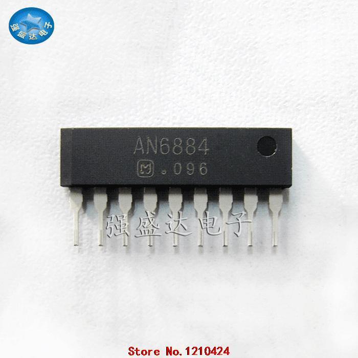 An6884 один ряд в линию SIP-9