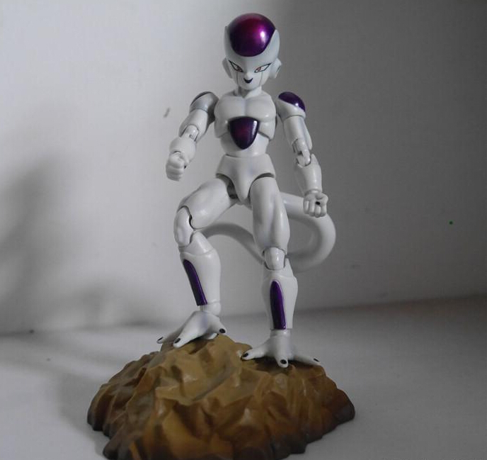 Dragon Ball Z Action Figures Freeza Datong SHF Frieza Anime Dragon Ball Z Kai Action Figure Model Toys S.H.Figuarts<br><br>Aliexpress