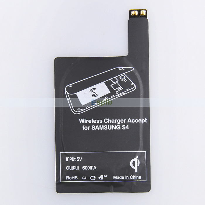 Qi Wireless Charger Charging Receiver Module for Samsung Galaxy S4 i9500